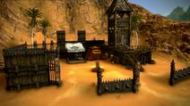 Desert Research Station