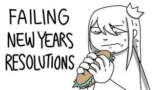Failing New Years Resolutions