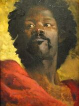 Regnault Head-of-a-Moor 1870