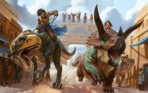 Dinorace