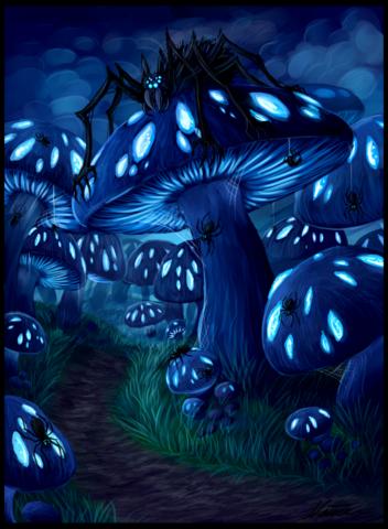 File:Mushroom forest by niicchan-d6ezgek.png