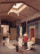 Bazzani Pompeian-Interior 1882