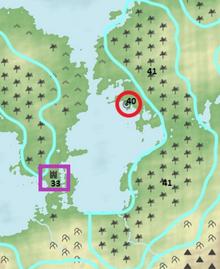Ebreosea Map