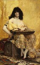 Regnault Salomé 1870