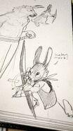 Fanart Ren-Minos4 byWishbit