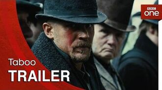 Taboo Trailer - BBC One