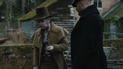 Taboo S01E04 Screencaps 03 Cholmondeley & James