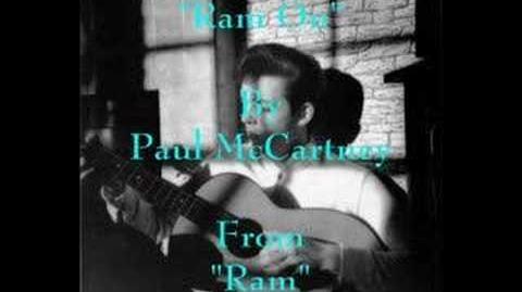 """""""Ram On"""" By Paul McCartney"""