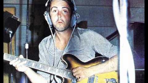A Love For You - Paul McCartney