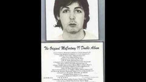 Blue Sway Paul McCartney