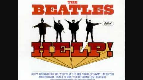 11.) The Beatles-The Bitter End You Can't Do That (Help!, 1965) STEREO
