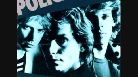 Does Everyone Stare - The Police