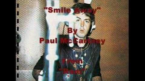 """Smile Away"" By Paul McCartney"