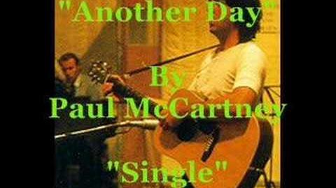 """""""Another Day"""" By Paul McCartney"""
