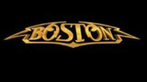 Boston - With You lyrics