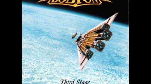 Boston-Third Stage 1986 FULL ALBUM