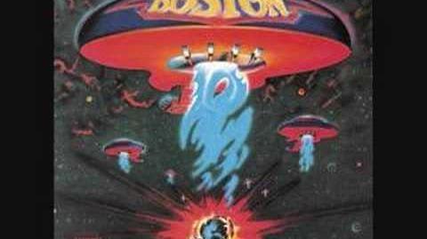 Boston - peace piece of mind (WITH LYRICS)