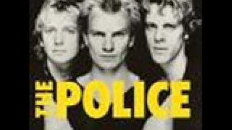 """""""Omegaman"""" The Police"""