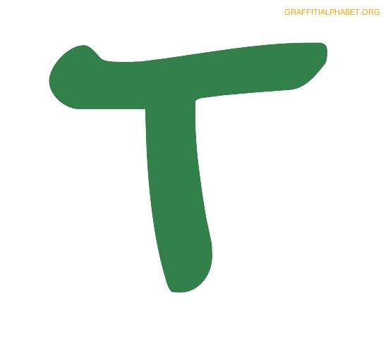 Tabsppon First Letter