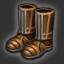 Reflective Armor Boots v4