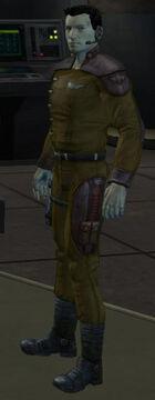 Colonel Sherk