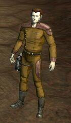Captain Markinson