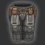 Mech Armor Legs v3