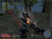 Executor gantic combat