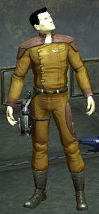 Captain Jacobs