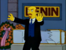 Lenin simpsons