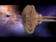 Alpha Starbase Background