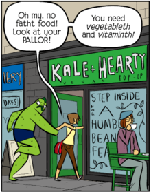 Kale-hearty