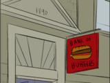 Bank of Burgers