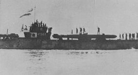 Japanese submarine I-361