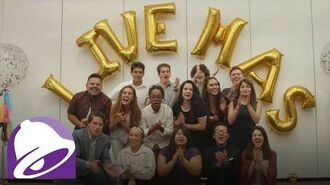 Live Más Scholarship Creative Workshop Taco Bell Foundation Taco Bell