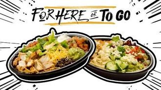 "Power Menu Bowl Hacks - Taco Bell's ""For Here or To Go"""