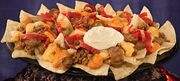 Volcano nachos