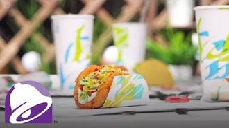 Mild & Wild Naked Chicken Chalupa Taco Bell