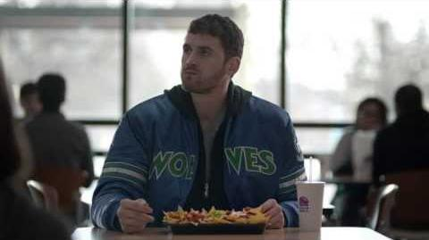 """Kevin Love"" 2014 Taco Bell XXL Steak Nachos Commercial"
