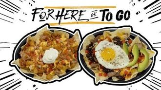 "Nachos BellGrande Hacks - Taco Bell's ""For Here or To Go"""
