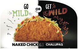 Wild Naked Chicken Chalupa