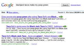 Blackjack-Taco-Query