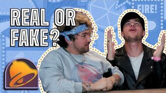 Real or Fake The Taco Bell Show