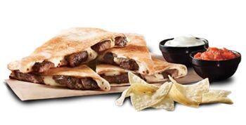 Cantina double steak