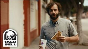 Sharing Sucks 2015 Taco Bell® Grilled Stuft Nacho Commercial-0