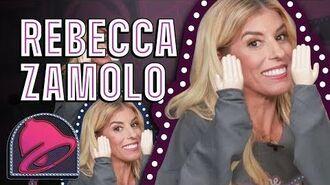 Rebecca Zamolo Makes Tiny Tacos With Tiny Hands The Taco Bell Show