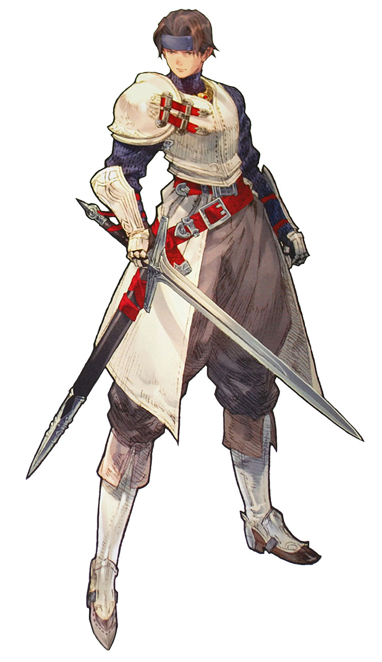 Denam Pavel | Tactics Ogre Wiki | FANDOM powered by Wikia