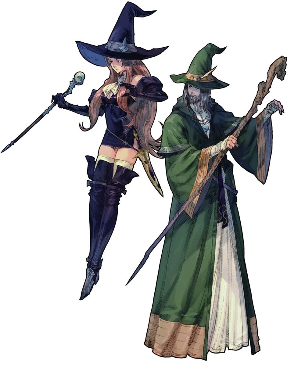 Wizard   Tactics Ogre Wiki   FANDOM powered by Wikia