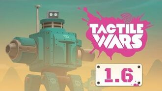 Tactile Wars – The bosses are coming! – Trailer