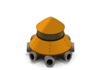 Armored rototank